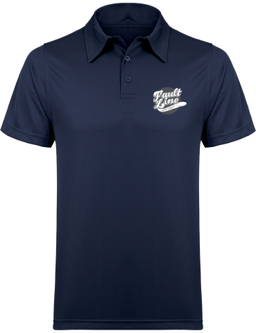 Fault Line Classic Performance Polo (SOLD OUT)