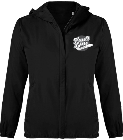 Fault Line Classic Women's Windbreaker (SOLD OUT)