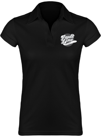 Fault Line Classic Women's Performance Polo (SOLD OUT)