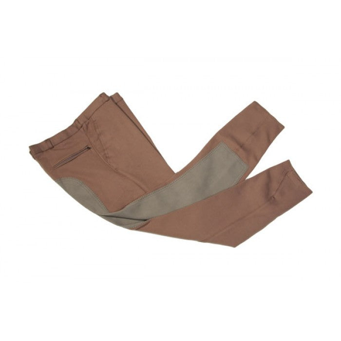 Mens Cotton Full Seat Breech - Copper Bit Boutique