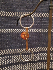 Turn Two Copper Snaffle - Copper Bit Boutique