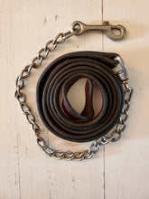 Load image into Gallery viewer, Circle Y Show Halter with Silver - Copper Bit Boutique