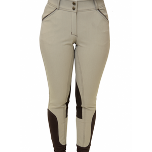 Royal Highness Piping Knee Patch Breech - Copper Bit Boutique