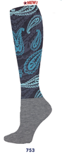 Load image into Gallery viewer, Sublimation Socks - Copper Bit Boutique