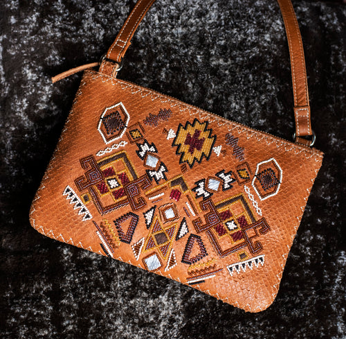 Gypsy Bag - Copper Bit Boutique