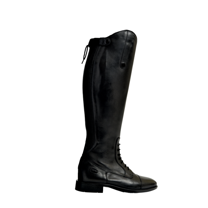 Royal Highness Leather Field Boot - Copper Bit Boutique