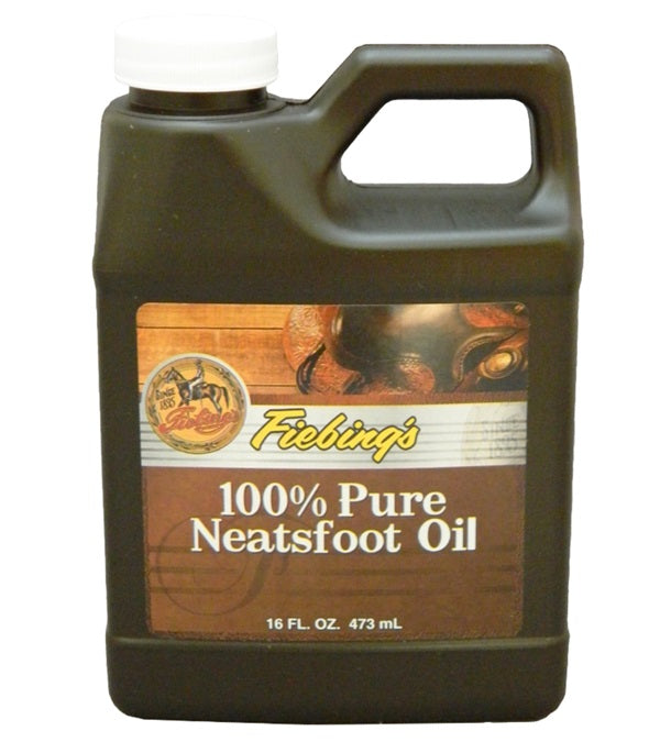 Fiebing's Neatsfoot Oil - Copper Bit Boutique