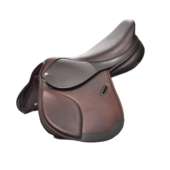 Royal Highness Youth Saddle with Changeable Gullet - RS1617 - Copper Bit Boutique