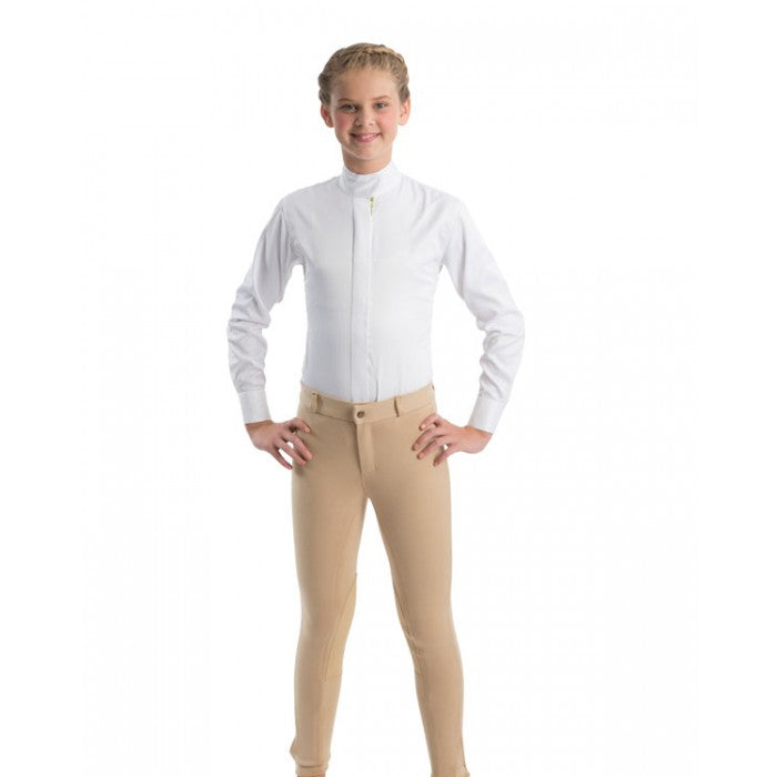 Royal Highness Equestrian Front Zip Jodhpur - TALL - Copper Bit Boutique