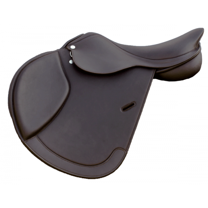 Royal Highness Eve Jumping Saddle - RS1600 - Copper Bit Boutique