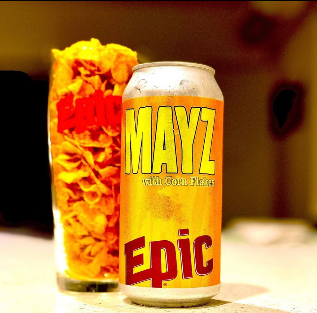 [NEW BEER] MayZ Hazy IPA - 6.6% alc/vol