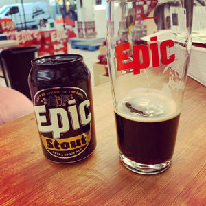 [NEW BEER] Epic Stout 4.8% alc/vol