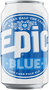 Epic Set To Change NZ Beer Market Yet Again, With Epic BLUE - Low Carb Pale Ale