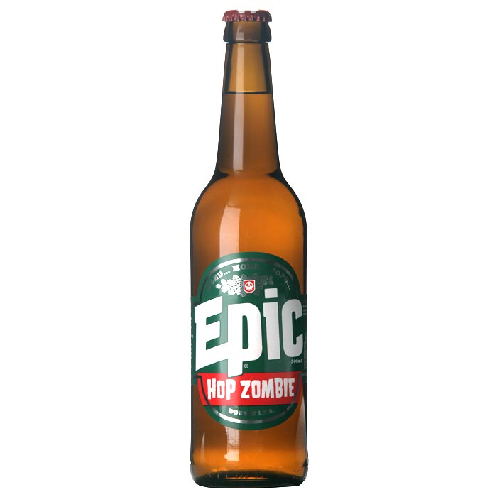 Epic Hop Zombie Wins NZ Food Awards