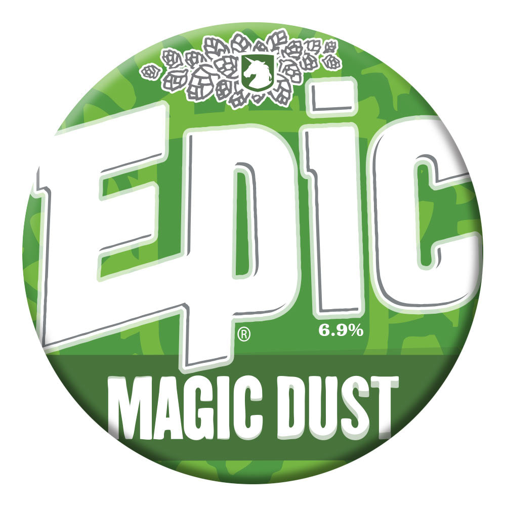 Magic Dust IPA: Voted Favourite