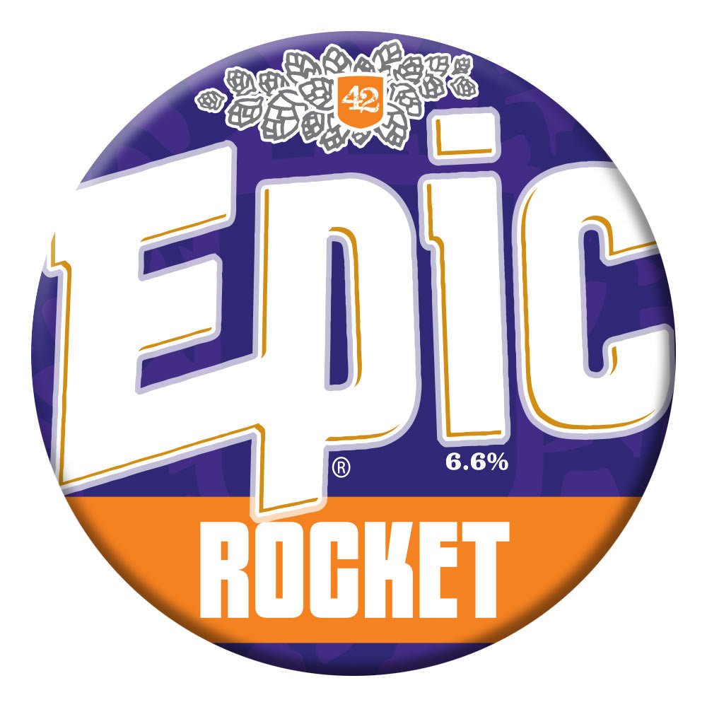 Rocket - New Addition to the IPA Hysteria Series