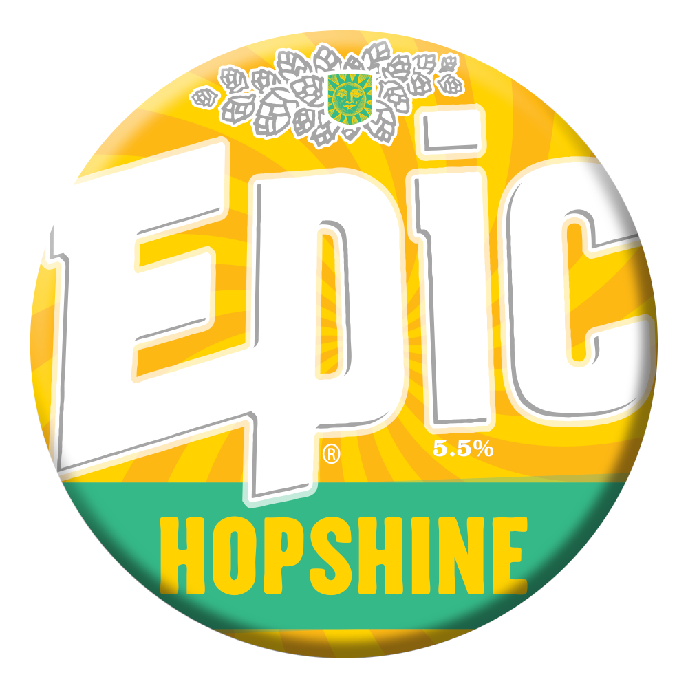 Hopshine: Sunshine in a Bottle