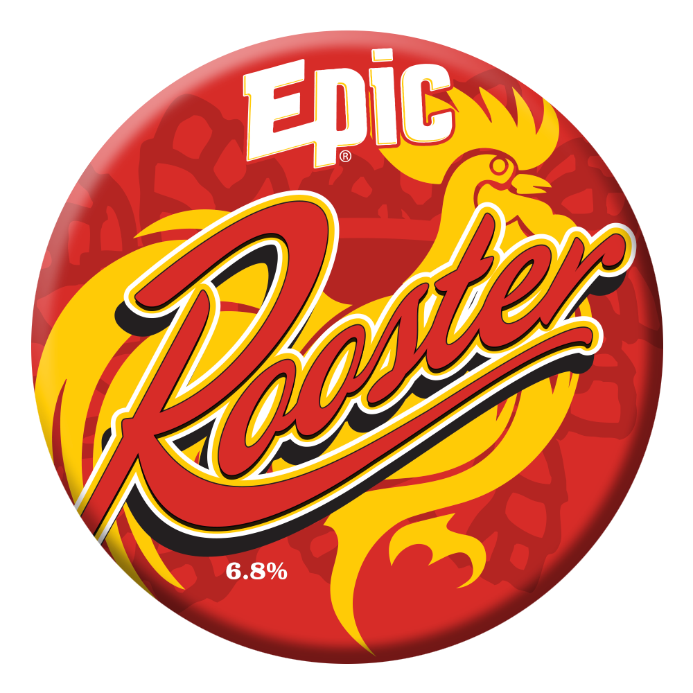 Rooster Double Hoppy Strong Lager