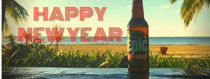 Epic Beer Happy New Year - Hop Zombie