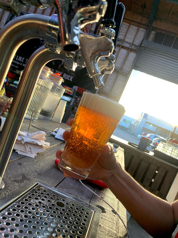 Epic beer on tap, latest releases