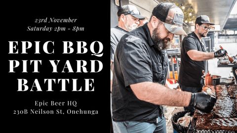 23rd November - Epic BBQ Pit Yard Battle