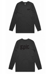 Epic Long Sleeve - Coal - Epic Beer