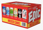 Mixed Cans 24 x 330ml 2nd Edition