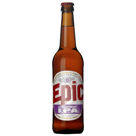 Epic Armageddon IPA - 12 x 500ml - Epic Beer
