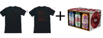 Epic - Remix & Black Out Hop Zombie T-Shirt Pack - Epic Beer