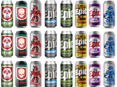 Epic - April Mixed 24 Pack - Epic Beer