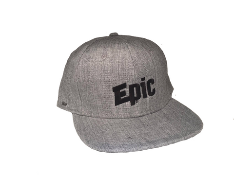 Epic Uflex Cap - Grey - Epic Beer