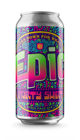 Epic Party Shirt 6.8% - 24 x 440ml can