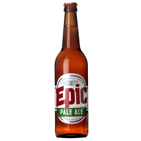 Pale Ale 12 x 500ml Case - Epic Beer