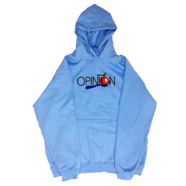 Baby Blue Cherry and Spoon Hoodie