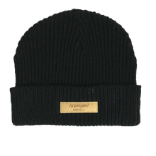 Load image into Gallery viewer, Black Opinion Beanie - Opinion Clothing | Streetwear | Minneapolis, MN