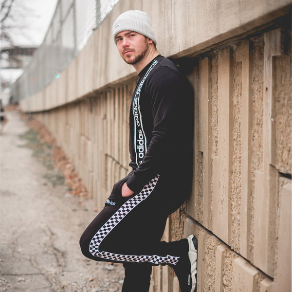 Opinion Tapered Sweatpants | Opinion Clothing | Minneapolis Streetwear