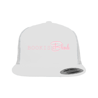 Bookish Blonde Trucker Hat