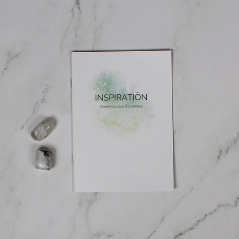 BOGO - Mini Grow Book - Inspiration