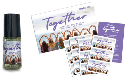 BOGO - Together Convention Labels & Recipe