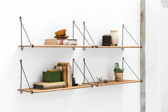 Loop Shelf - Bamboo