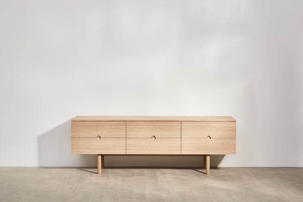 OVO 6-Drawer Sideboard