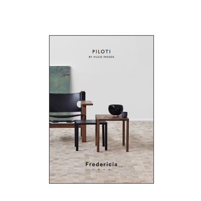 Fredericia Printed Material