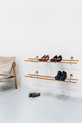 Shoe Rack - Bamboo