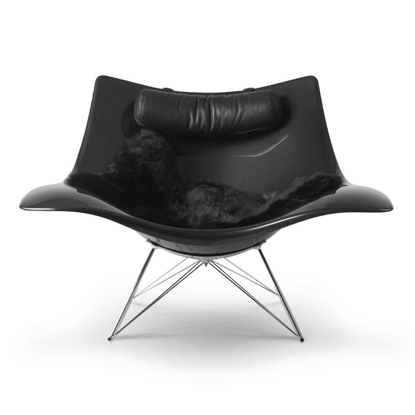 Stingray Rocker Neck Cushion