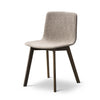 Pato Chair - Wood Base, Fully Upholstered