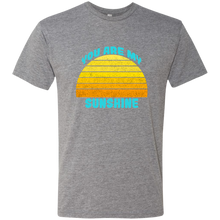 Load image into Gallery viewer, You are my sunshine T shirt