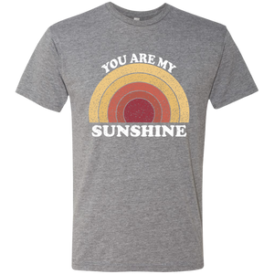 You are my Sunshine  Triblend T-Shirt