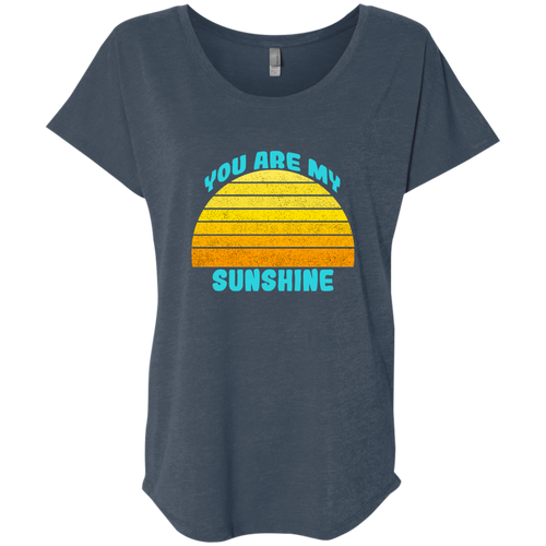 You are my sunshine womens shirt