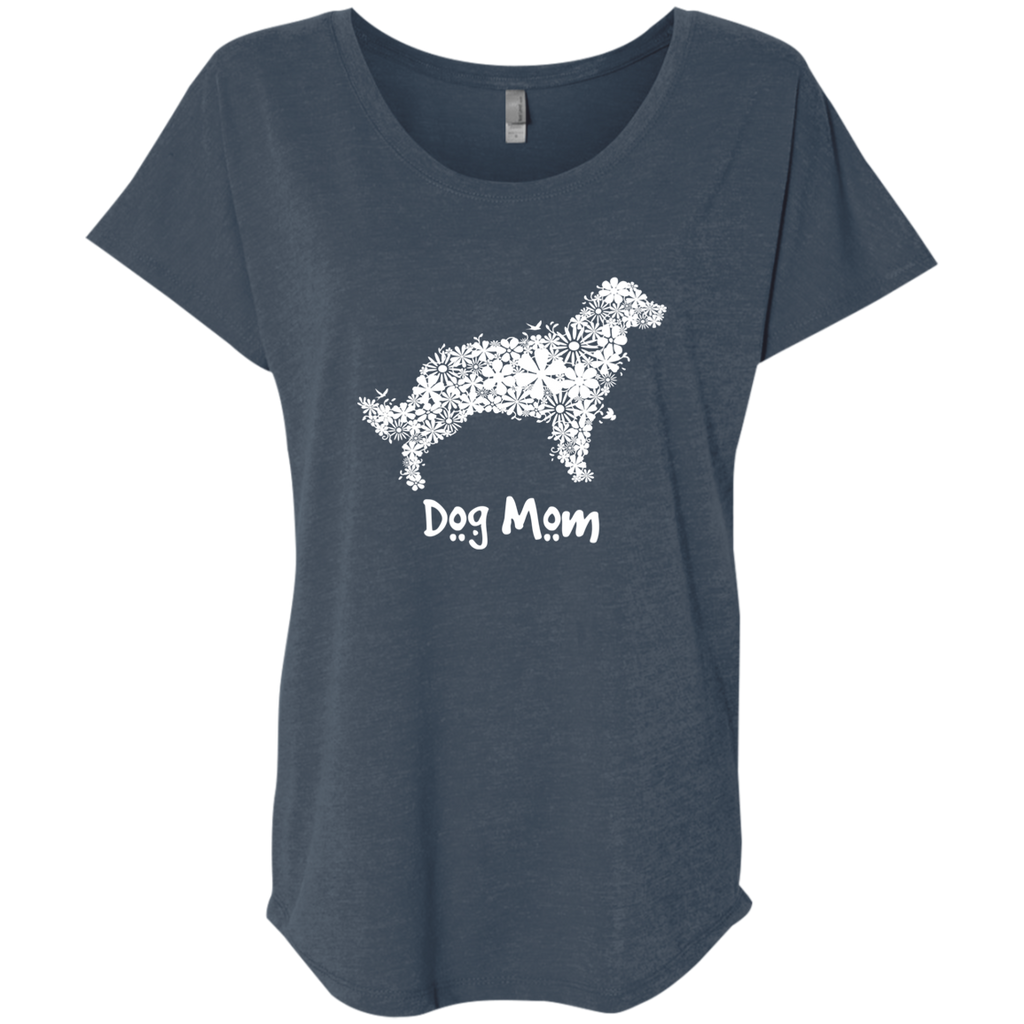 Dog Mom Womens Shirt