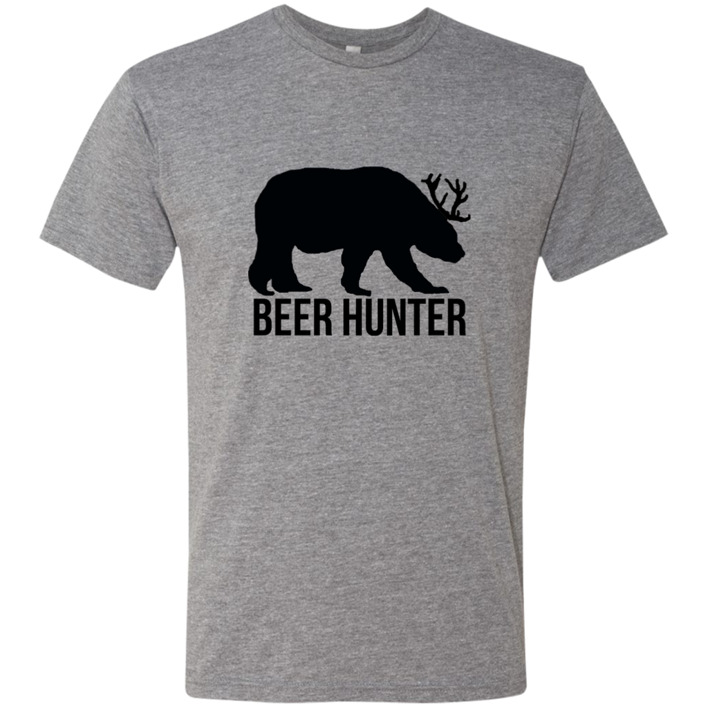 Beer Hunter Premium Soft Triblend T-Shirt